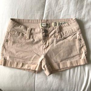 Pants - Khaki short